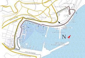 Monte Carlo Las Vegas Map by