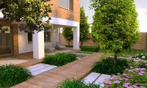 Garden Design Ideas Contemporary Garden Design Idea Gardening Pinterest
