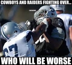 Oakland Raiders Memes - nfl memes on twitter what was the oakland raiders dallas cowboys