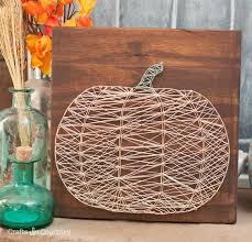 15 cute thanksgiving string art pieces shelterness