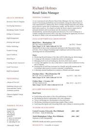 resume examples for management position sales resume retail sales supervisor resume sample retail store