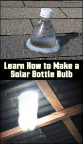 how to make a solar light from scratch solar water bulb lights woodworking and woodworking plans