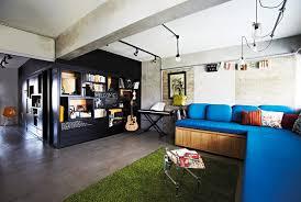 3 Bedroom Hdb Design An Open Concept 3 Room Hdb Flat Home U0026 Decor Singapore Http