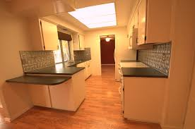 decorating charming kitchen design with fasade backsplash plus