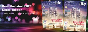 read the latest edition of condo life online free with the link