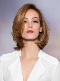 Frisuren Schulterlanges Gestuftes Haar by Die Besten 25 Stufenschnitt Mittellang Ideen Auf