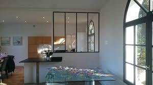 prix verri e cuisine poser une verriere interieure maison design bahbe com avec verriere