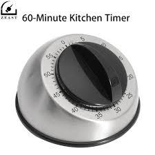 compte minute cuisine minuterie 60 minute cuisine minuteries de cuisine en acier