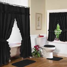 Curtains With Matching Valances Shower Curtain With Matching Window Curtain Shower Curtain With