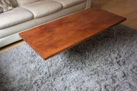diy mid century modern coffee table diy mid century modern coffee table shelterness