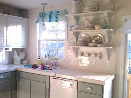 Painting Old Kitchen Cabinets Color Ideas Collection In Painting Old Kitchen Cabinets White Before And After