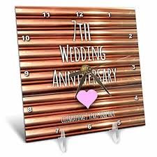 7 year wedding anniversary gift 7 year wedding anniversary gifts
