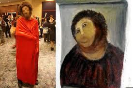 Jesus Costume Internet Meme U0027beast Jesus U0027 Now Has Its Own Opera Sleek Mag