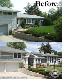 Front Curb Appeal - boost curb appeal with a front porch normandy remodeling