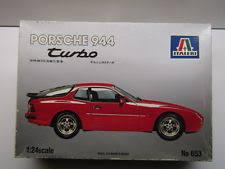 porsche 944 model kit hasegawa 20260 1 24 scale model sport car kit porsche 944 turbo ebay