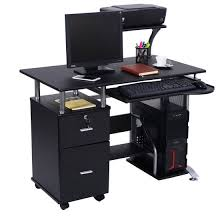 Home Office Furniture Computer Desk Costway Computer Desk Pc Laptop Table Workstation Home Office