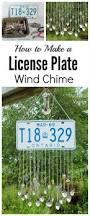 138 best license plate crafts images on pinterest license plate