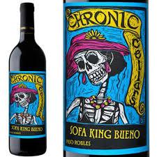 Chronic Cellars Sofa King Bueno 2016 Warehouse Wines Spirits