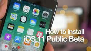 how to install ios 11 public beta on your eligible iphone ipad