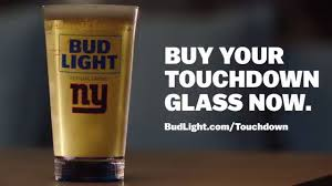 bud light touchdown glass app new york giants on twitter our friends at budlight are releasing