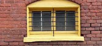 how to install a basement window in a concrete block wall