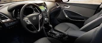 Santa Fe 2013 Interior The 2017 Hyundai Santa Fe Sport Comes To Moore U0026 Norman