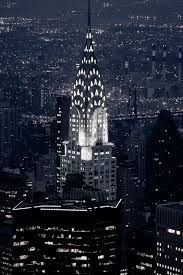 chrysler building architectuul