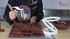 hollow chocolate egg mold 3d egg chocolate silicone mould silikomart baking deco