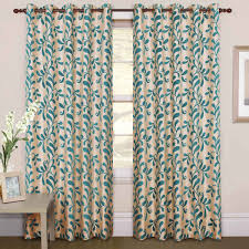 White Patterned Curtains Interesting Green And White Patterned Curtains Decor With Curtains