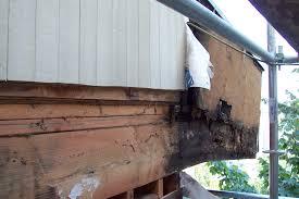 cantilevered deck cardinell rear cantilevered deck 6 12 beam near failure