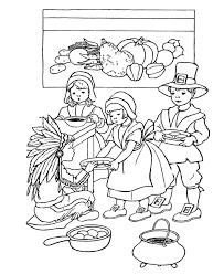 thanksgiving day coloring page sheets thanksgiving day play