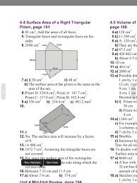 Surface Area And Volume Worksheets Grade 7 Grade 8 Math Mrs Attwater