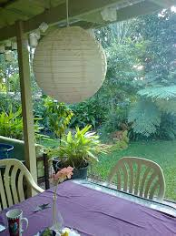 the practical frog blog revamping fixing a rice paper lantern