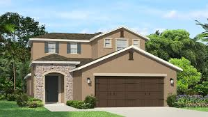 European Homes Estancia At Wiregrass Savona New Homes In Wesley Chapel Fl