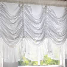 ruched curtain