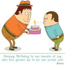 graphics for funny happy birthday son graphics www graphicsbuzz com