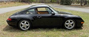 97 porsche 911 for sale porsche 911 for sale 1997 993 black on