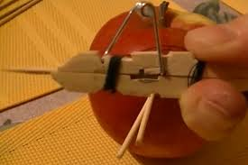 diy how to make a toothpick gun shooter tutorial youtube