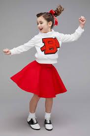 Cheerleading Halloween Costumes Kids Grease 50s Halloween Costumes Chasing Fireflies