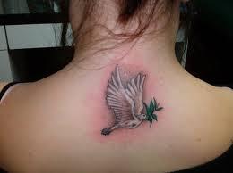 beautiful dove tattoos new tattoos