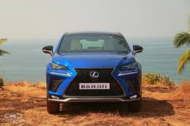 lexus nx 300h is a calm and composed crossover rediff com business