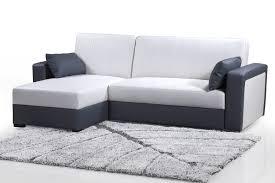 canapé angle réversible attachant canape angle reversible d gris et blanc cadiac 14508