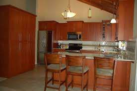 Granite Countertops With Cherry Cabinets Your Dream Kitchen Rose Construction Inc