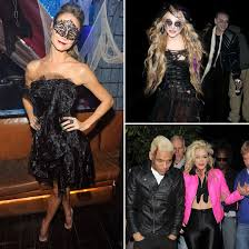 Celebrity Halloween Costumes Ideas Spooky And Downright Scary U2014 See All The Celebs In Costume