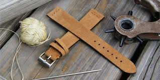 bracelet strap watches images Best leather watch straps askmen jpg