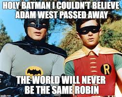 Meme Generator Batman Robin - holy batman meme generator imgflip