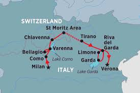 Map Of Switzerland And Italy by Switzerland Tours Travel U0026 Trips Peregrine Adventures Us