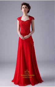 cap sleeve dresses cap sleeve prom dresses chiffon prom dress with cap
