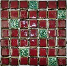 green tile backsplash kitchen craft porcelain mosaic tiles backsplash kitchen wall tile