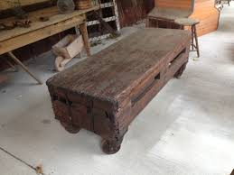 railroad cart coffee table railroad cart coffee table forrester road mercantile
